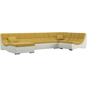 Модульный диван WOODCRAFT Монреаль 7 угловой модульный диван монреаль 4