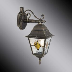 Уличный настенный светильник Brilliant 43882/86 brilliant светильник настенный omega page 10