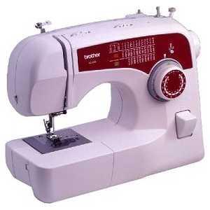 Швейная машина Brother XL 3500 лапка brother для шитья по краю и встык f056
