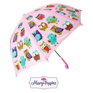 Зонт детский Mary Poppins Совушки 46 см (53570)