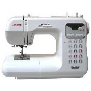 Швейная машина Janome DC 4030 (c жестким чехлом)