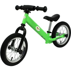 Велобег Leader Kids зеленый (336 green) самокат leader kids jc 602 green