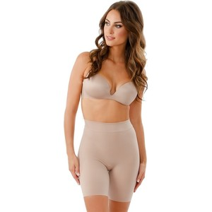 Утягивающие шорты Belly Bandit Mother Tucker Nude S (44-46) майка утягивающая belly bandit mother tucker scoop neck black s 42 44 898997002950
