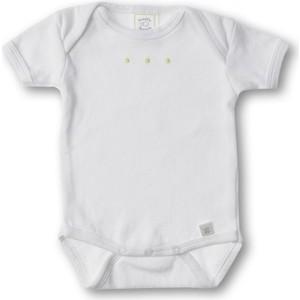 Фото - Боди SwaddleDesigns с коротким рукавом 3-6 месяцев (SD-200KW-3M) блузка боди с воланами 0 месяцев 3 года