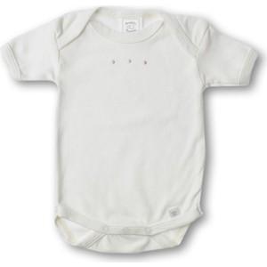 Фото - Боди SwaddleDesigns с коротким рукавом 0-3 месяцев (SD-218PP-NB) блузка боди с воланами 0 месяцев 3 года