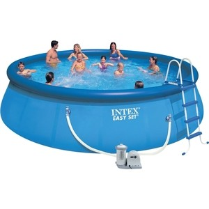 Надувной бассейн Intex (с57929) intex детский надувной бассейн зоопарк intex