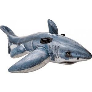 Надувная каталка Intex акула (с57525)