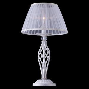 Настольная лампа Eurosvet 01002/1 белый с золотом
