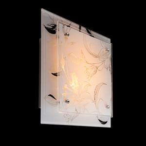 Настенный светильник Eurosvet 2729/2 хром светильник настенный colosseo ischia 10134 2 темное дерево хром e27 2х60w