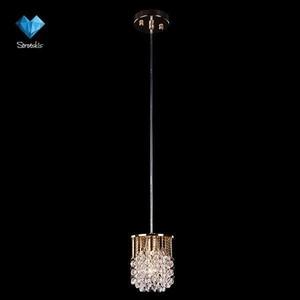 Подвесной светильник Eurosvet 3121/1 золото/прозрачный хрусталь Strotskis цена