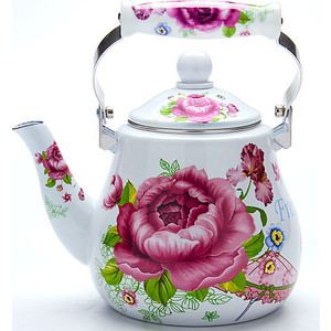 Чайник эмалированный 2.5 л Mayer and Boch (MB-23995) все цены