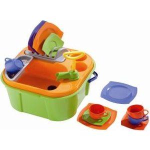 Игровой набор Wader Мини-посудомойка (42002)