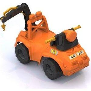 Машина-каталка Нордпласт Строитель (431013)