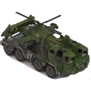 Машинка Нордпласт Военный тягач (256)