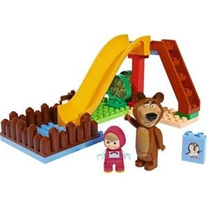 Конструктор Simba Маша и Медведь бассейн (800057094)