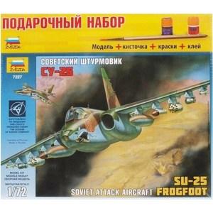 Модель для склеивания Звезда Самолет Су-25 (7227П)