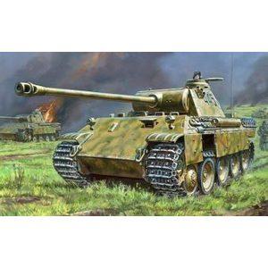 Модель для склеивания Звезда Немецкий средний танк (3678)