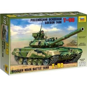 Модель для склеивания Звезда Российский основной танк Т90 (5020)