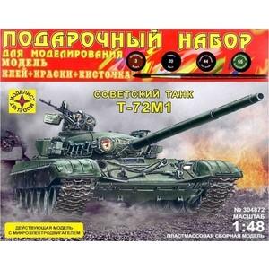 Модель для склеивания Моделист танк Т-72М (ПН304872)