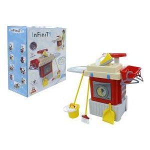 Игровой набор Palau Toys INFINITy Inc basic со стиральной машиной (42293)