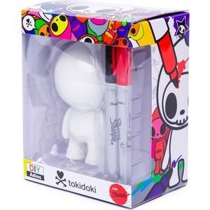 Игрушка коллекционная Tokidoki раскраска DIY Adios (844970087988)