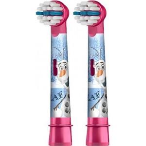 Аксессуар Braun Насадка для электрической зубной щетки Oral-B EB10K Frozen Kids (2 шт)