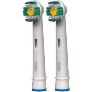 Насадка для зубных щеток Braun Oral-B 3D White (2 шт) EB 18-2 сменные насадки для электрических зубных щеток oral b 3d white