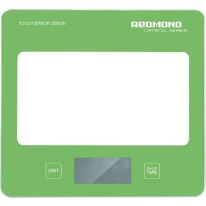Весы кухонные Redmond RS-724, зеленый весы кухонные redmond rs 724 зеленый