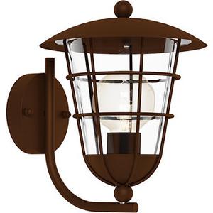 Уличный настенный светильник Eglo 94854