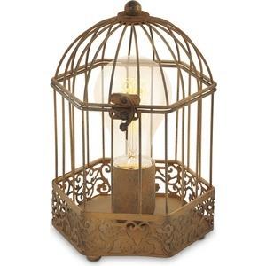 Настольная лампа Eglo 49287 eglo настольная лампа eglo banker 90967