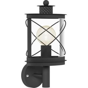 Уличный настенный светильник Eglo 94842 eglo 94651