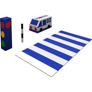 Игровой набор Romana Грамотный пешеход (ДМФ-МК-08.96.03)