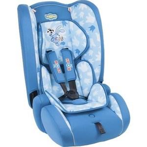 Автомобильное кресло Смешарики синий/голубой (SM/DK-300 Krosh)