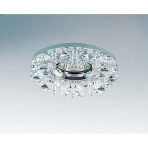 Точечный светильник Lightstar 002554 lightstar lightstar g5 3 3w 4200k 940904