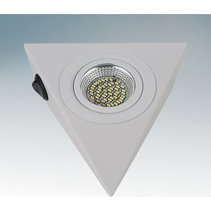 Мебельный светильник Lightstar 003340 lightstar lightstar g5 3 3w 4200k 940904