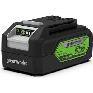Аккумулятор GreenWorks G24B4 аккумулятор greenworks g40b2