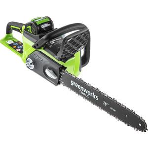 Электропила аккумуляторная GreenWorks GD40CS40 0