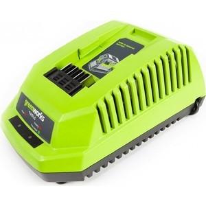 Зарядное устройство GreenWorks G40C (2904607 / 29447) зарядное устройство greenworks g24uc 2903607 без аккум