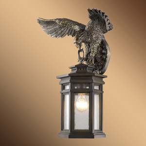 Уличный настенный светильник Favourite 1458-1W уличный настенный светильник favourite 1813 1w