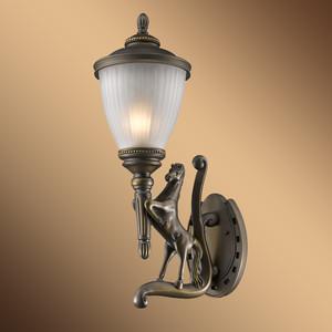 Уличный настенный светильник Favourite 1334-1WL