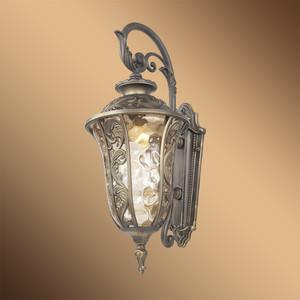 Уличный настенный светильник Favourite 1495-1W уличный настенный светильник favourite 1813 1w