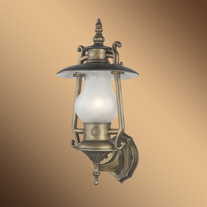 Уличный настенный светильник Favourite 1496-1W уличный настенный светильник favourite 1815 1w
