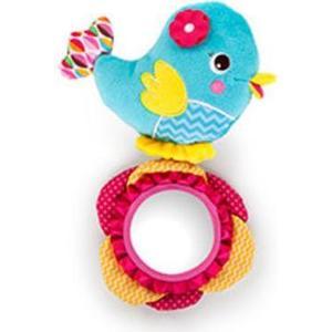 Развивающая игрушка Bright Starts Птичка (52030) прорезыватели bright starts игрушка самый мягкий друг с прорезывателями