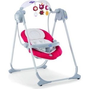 Качели Chicco polly swing up paprika (7911071) стерилизатор chicco step up 00065846500000