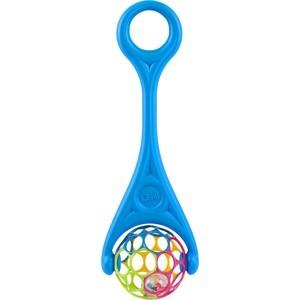 Каталка Oball 2 в 1 синий (81091-1) игрушка oball red 10556 1