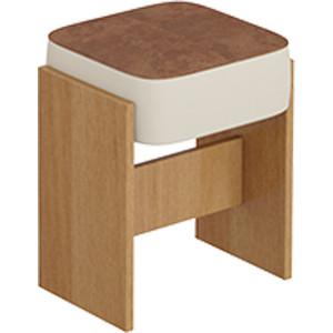 Табурет ТриЯ Кантри - Ольха/коричневый мебель трия табурет кантри т1 венге темно коричневый