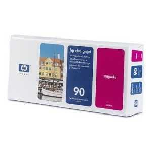 Печатающая головка HP N90 пурпурная (C5056A)