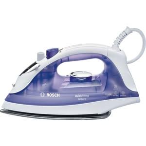 Утюг Bosch TDA 2377 утюг bosch tda 2630 2100 вт подача пара 25 г мин пар удар 80 г мин фиолетовый