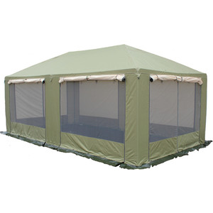 Шатер туристический Митек Пикник 2,5х5,0 со стенками шатер для дачи митек пикник люкс 6х3