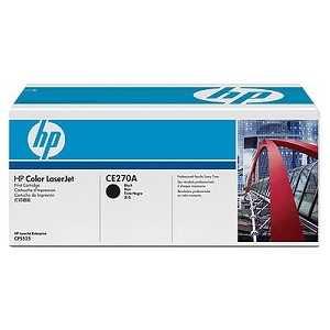 Картридж HP черный LaserJet CP5520 (CE270A)